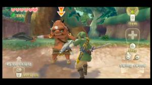 миниатюра скриншота Legend of Zelda: Skyward Sword, the