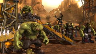 Скриншоты  игры Warhammer 40.000: Dark Millennium Online