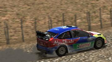 Скриншот WRC: FIA World Rally Championship