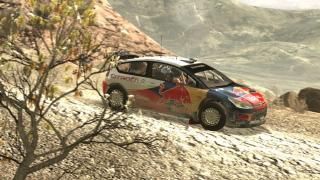 Скриншоты  игры WRC: FIA World Rally Championship