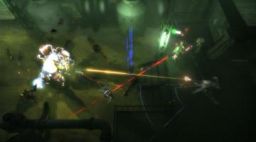 Скриншот Alien Swarm