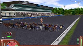 Скриншоты  игры Horse Racing Manager