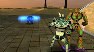 Скриншоты  игры One Must Fall: Battlegrounds