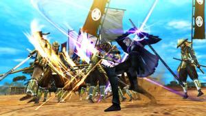 миниатюра скриншота Sengoku Basara: Samurai Heroes