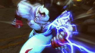 Скриншоты  игры Street Fighter X Tekken