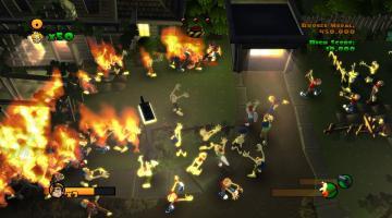 Скриншот Burn Zombie Burn!