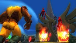 миниатюра скриншота Gormiti: The Lords of Nature!