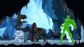 Скриншоты  игры Batman: The Brave and the Bold
