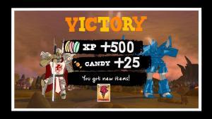 миниатюра скриншота Costume Quest