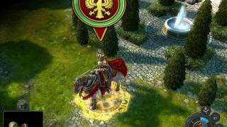 Скриншот Might and Magic: Heroes 6
