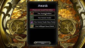 миниатюра скриншота Puzzle Quest 2