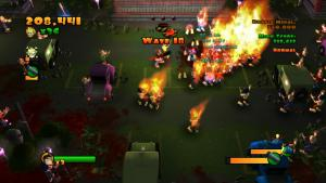 миниатюра скриншота Burn Zombie Burn!