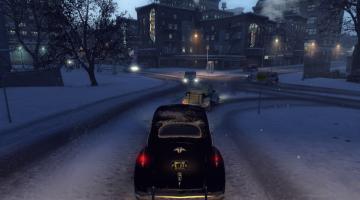 Скриншот Mafia 2