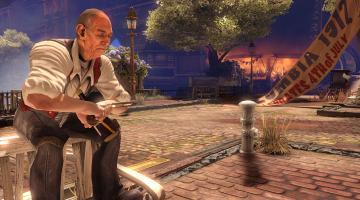 Скриншот BioShock Infinite