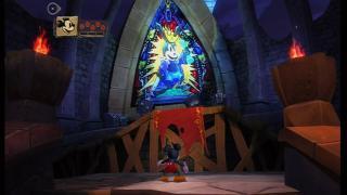 Скриншоты  игры Disney Epic Mickey