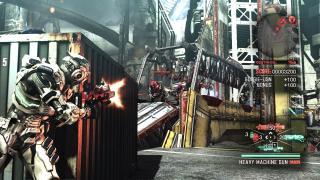 Скриншоты  игры Vanquish