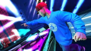 Скриншоты  игры DJ Hero 2