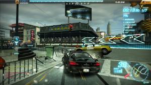 миниатюра скриншота Need for Speed World