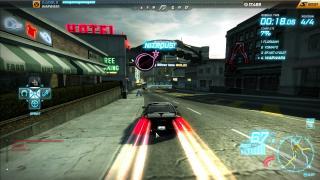 Скриншот Need for Speed World