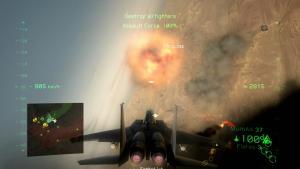 миниатюра скриншота Tom Clancy's H.A.W.X. 2