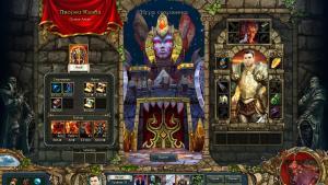 миниатюра скриншота King's Bounty: The Legend