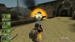миниатюра скриншота Conflict: Desert Storm