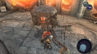 Скриншот Darksiders
