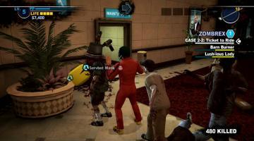Скриншот Dead Rising 2
