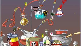 Скриншот Worms: Armageddon
