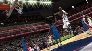 Скриншоты  игры NBA 2K11