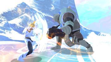 Скриншот El Shaddai: Ascension of the Metatron