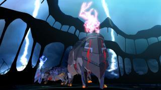 Скриншоты  игры El Shaddai: Ascension of the Metatron