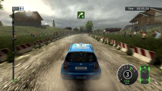 Скриншоты  игры WRC: FIA World Rally Championship
