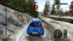 миниатюра скриншота WRC: FIA World Rally Championship