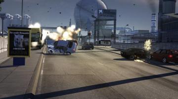 Скриншот Crash Time 4: The Syndicate