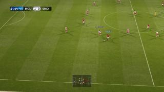 Скриншоты  игры Pro Evolution Soccer 2011