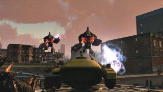 Скриншот Earth Defense Force: Insect Armageddon
