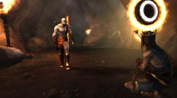 Скриншот God of War: Ghost of Sparta
