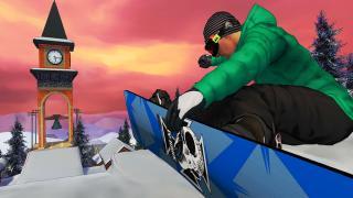 Скриншоты  игры Tony Hawk: Shred