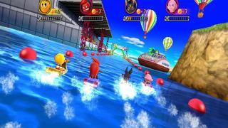 Скриншот Pac-Man Party