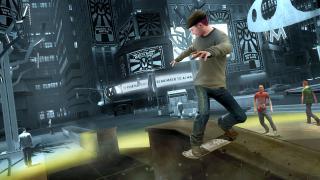 Скриншот Shaun White Skateboarding