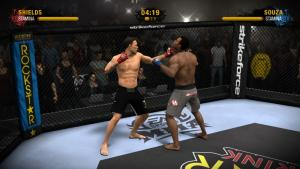 миниатюра скриншота EA Sports MMA