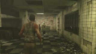 Скриншот Saw 2: Flesh and Blood