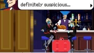 миниатюра скриншота Ghost Trick: Phantom Detective