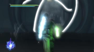 Скриншот Star Wars: The Force Unleashed 2