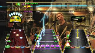 Скриншот Guitar Hero: Metallica