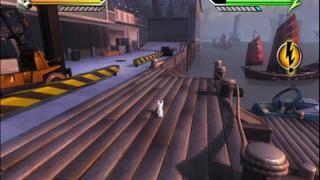 Скриншоты  игры Disney's Bolt