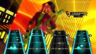 Скриншоты  игры Band Hero