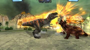 Скриншот Battle of Giants: Dinosaur Strike