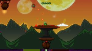 миниатюра скриншота Snailien Invasion